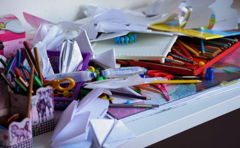 Défi de la semaine : donner, jeter ou vendre 10 objets