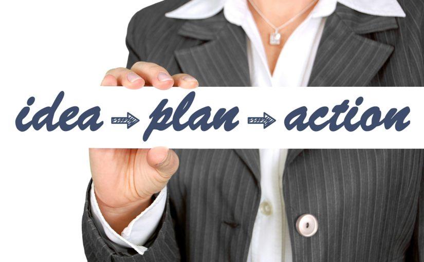 Défi de la semaine : poser chaque jour une action concrète en réalisation de votre principal objectif pour 2019